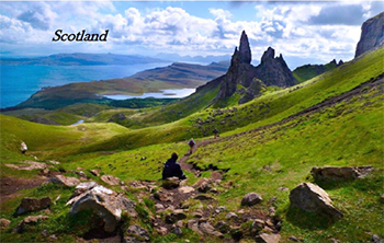 photo of scotland