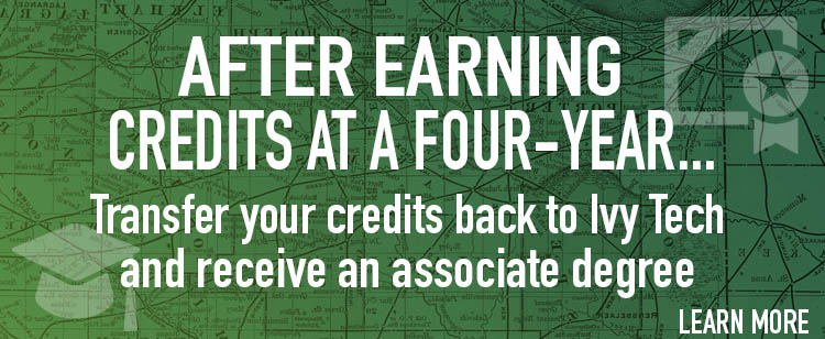 transfer credits back to Ivy Tech
