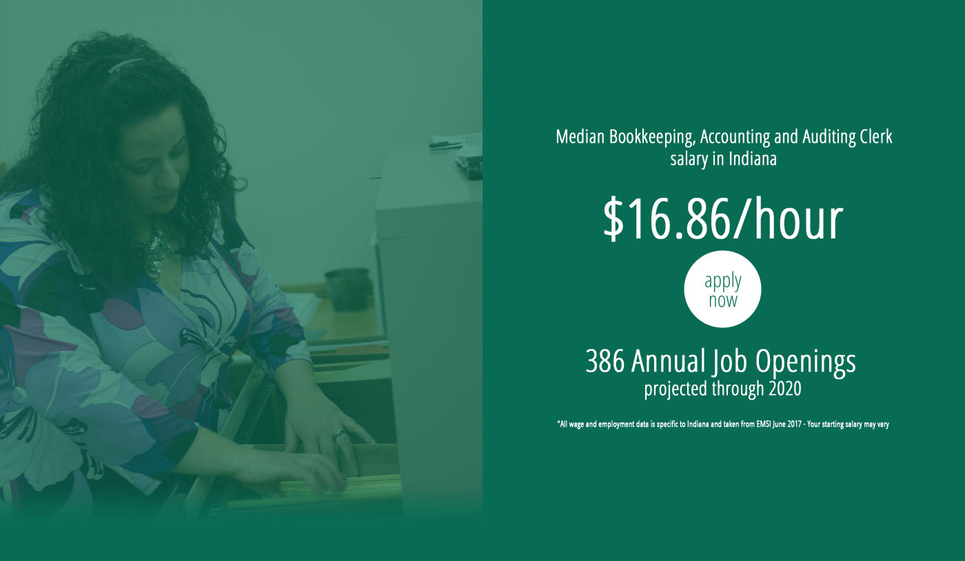 Accounting ivy tech community college of indiana accounting jobs pay very well and are in demand when you graduate you will be able to go right into the workforce or transfer to a four year institution xflitez Choice Image