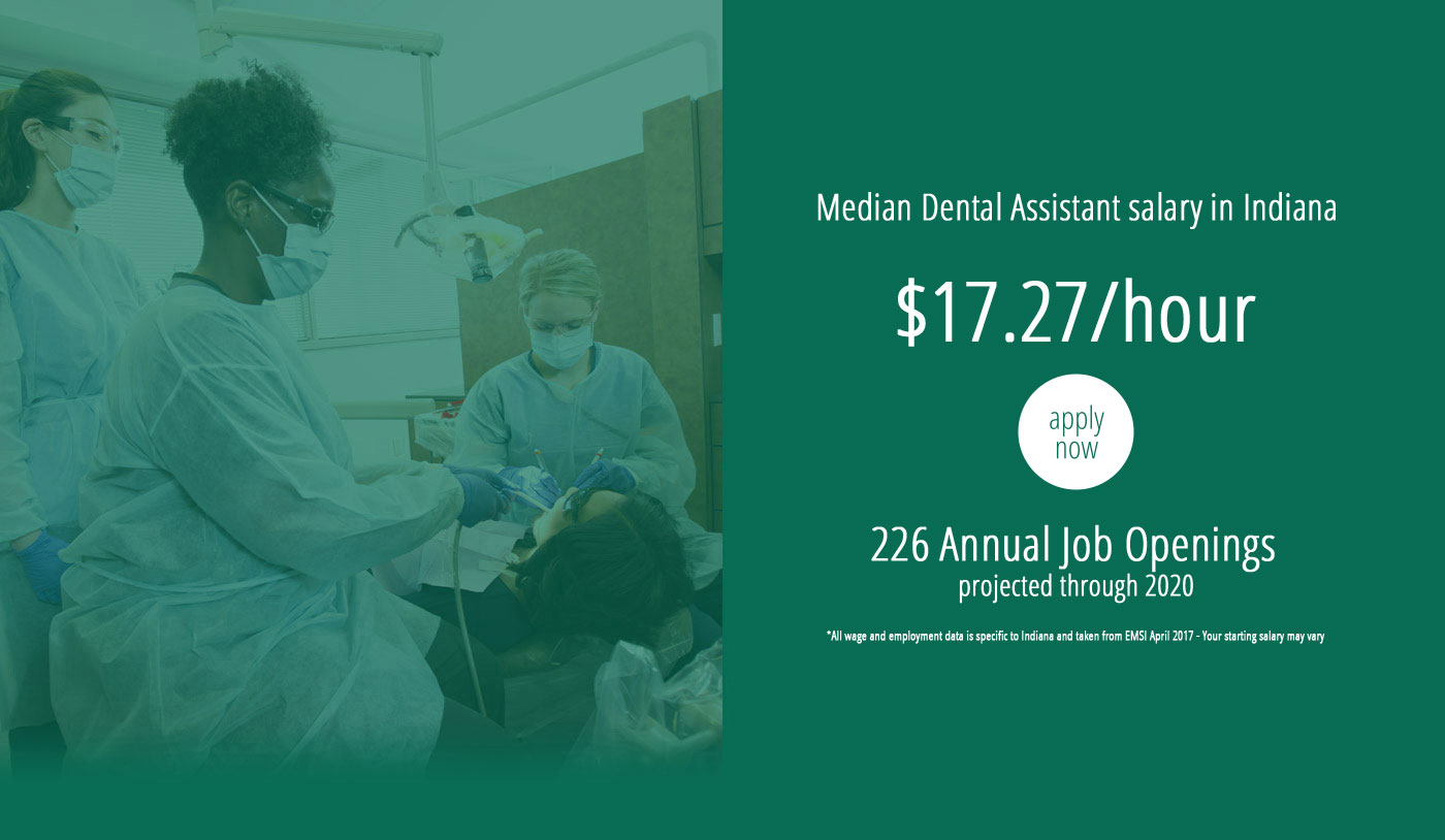dental assisting ivy tech community college of na the dental assisting program at ivy tech is the only one in the state of na where graduates can earn five workforce certifications and one license