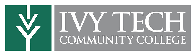 Ivy Tech Color Horizontal Logo White Background
