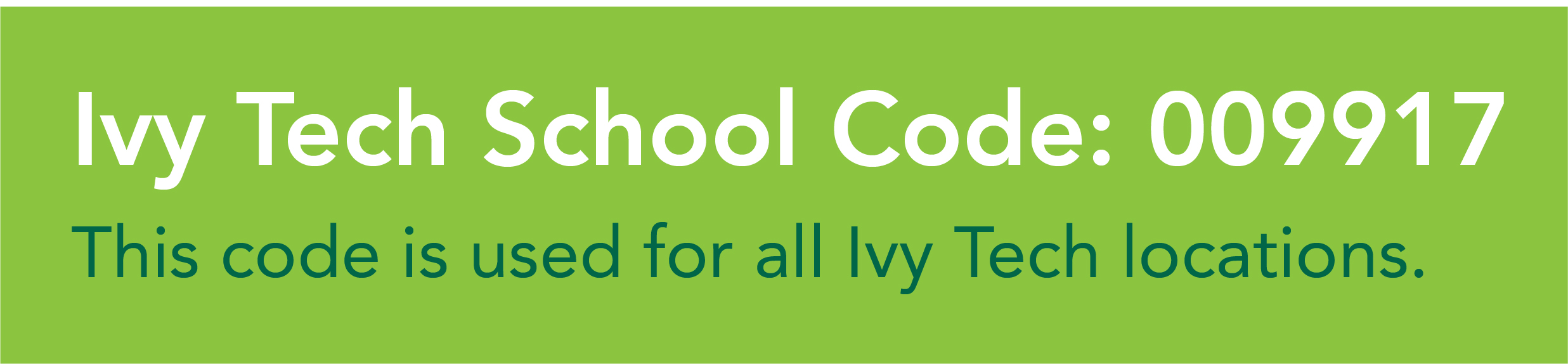 Financial Aid Ivy Tech Community College Of Indiana
