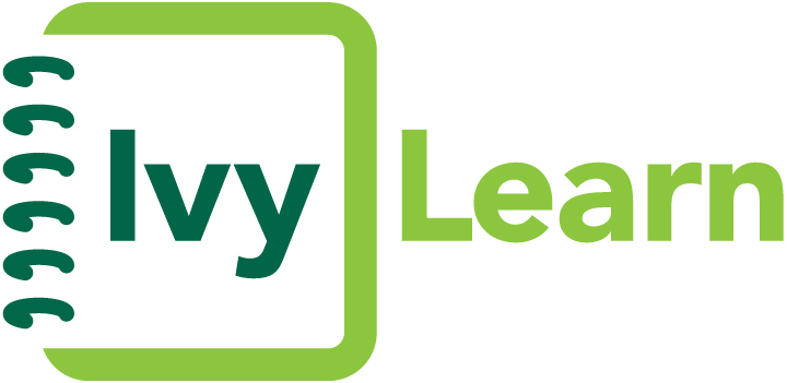 IvyLearn Logo and Link to site