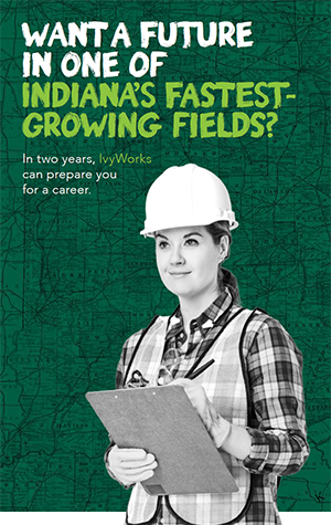 Prepare for a career in two year with IvyWorks