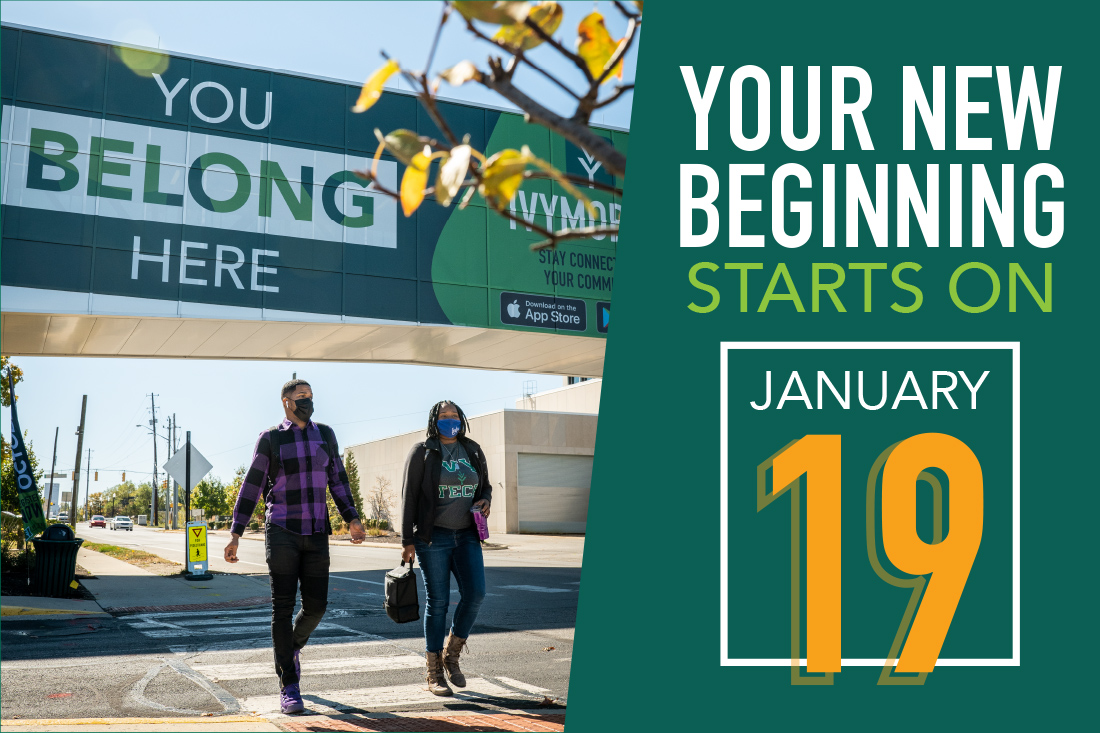Begin the New Year at Ivy Tech