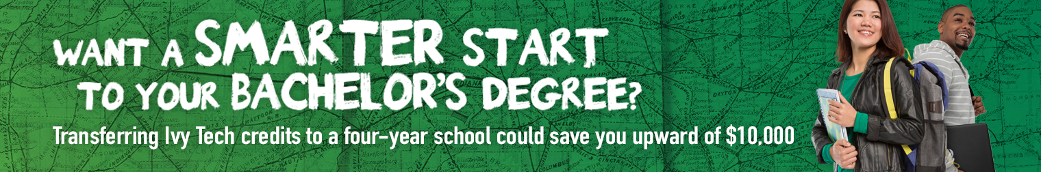 Transfer Your College Credit To Or From Ivy Tech