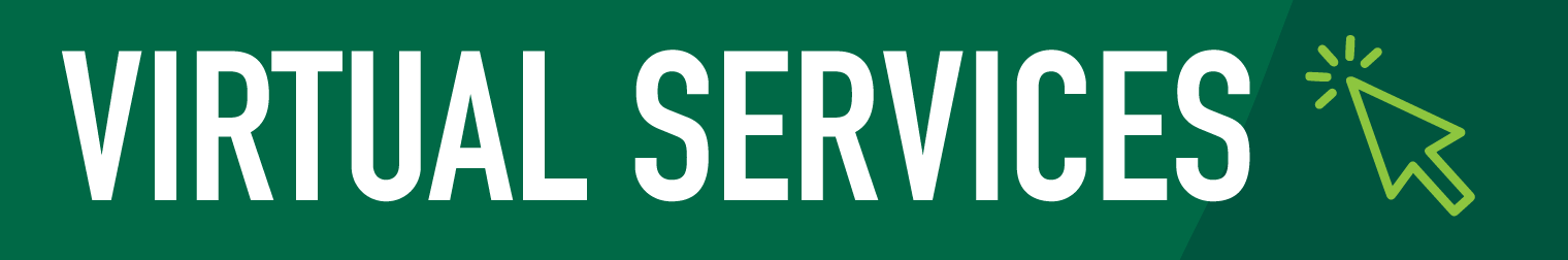 Virtual Services banner image