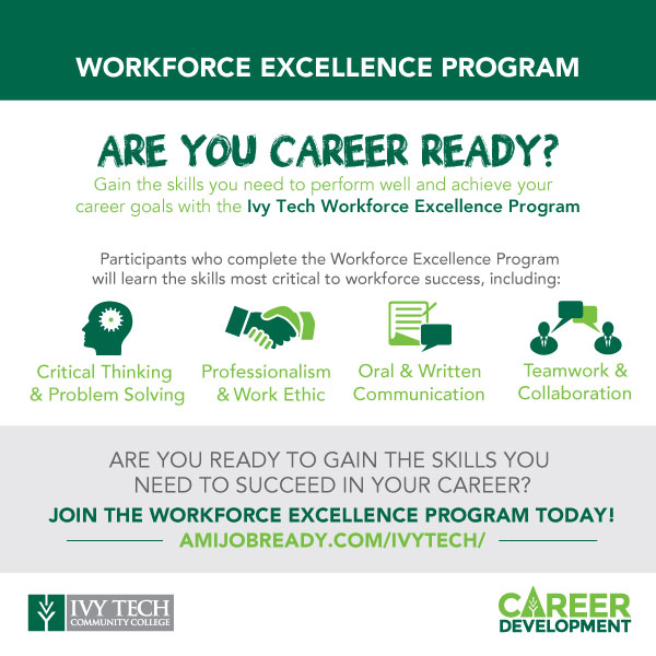 Career Development - Ivy Tech Community College of Indiana