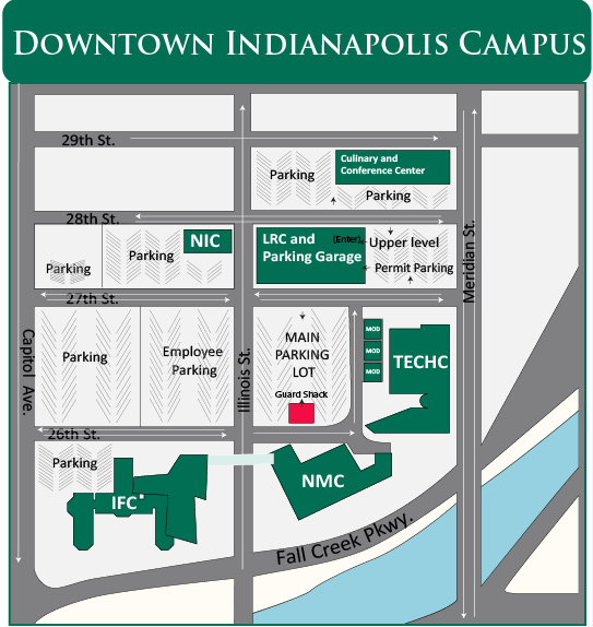 Campus Maps  Ivy Tech Community College Of Indiana