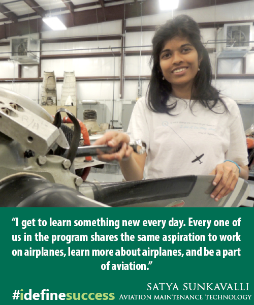 Aviation Maintenance Technology - Ivy Tech Community College