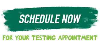 Schedule Your Testing Appointment Now