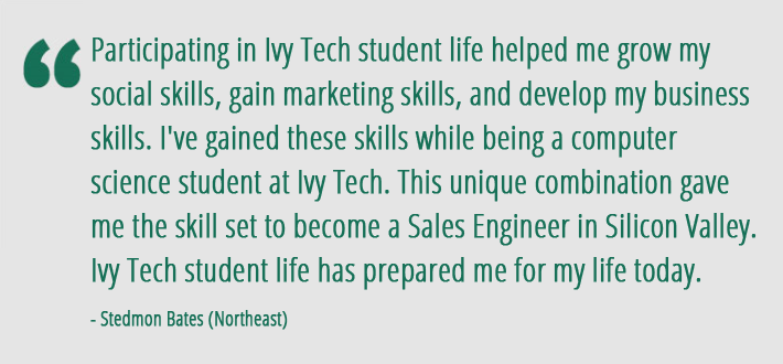Life at Ivy Tech - Ivy Tech Community College of Indiana